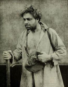Les Mis Jean Valjean